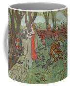The Death Of Death Coffee Mug