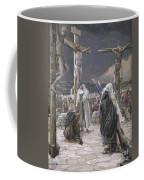 The Death Of Jesus Coffee Mug by Tissot