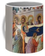 The Death Of Mary Fragment 1311 Coffee Mug