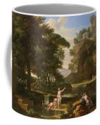 The Death Of Narcissus Coffee Mug