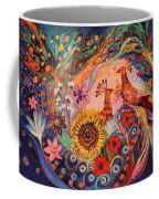The Deep Blue Evening II Coffee Mug
