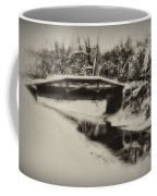 The Delaware Canal At Washingtons Crossing  Coffee Mug