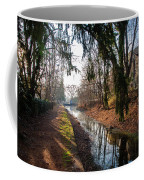 The Delaware Canal In New Hope Pa Coffee Mug