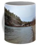 The Delaware River Coffee Mug