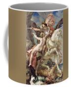 The Deliverance Coffee Mug by Joseph Paul Blanc