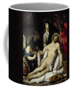 The Deposition Coffee Mug by Pieter van Mol
