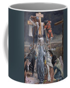 The Descent From The Cross Coffee Mug by Tissot