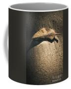 The Desert Burial Coffee Mug