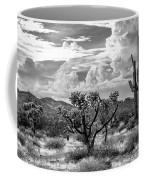 The Desert Speaks Coffee Mug