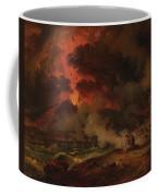 The Destruction Of Pompeii Coffee Mug