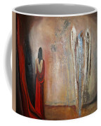 The Devine Messenger Coffee Mug