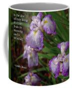 The Dew Of Little Things Coffee Mug