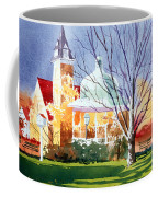 The Diamond In October Coffee Mug