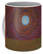 The Difficulty Of Crossing A Field Original Painting Coffee Mug