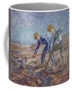 The Diggers Coffee Mug