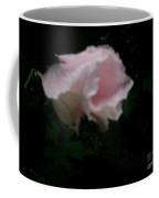 The Disappearing Flower  Coffee Mug