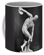 The Discobolus, 450.b.c Coffee Mug
