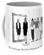 The Divorce Suit Coffee Mug