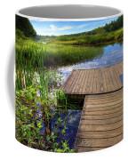 The Dock At Mountainman Coffee Mug