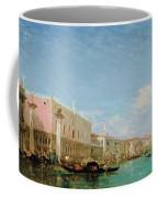 The Dock Of Slaves Coffee Mug