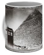 The Doctor Travels Coffee Mug