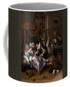 The Doctor's Visit Coffee Mug