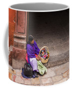 The Doll Peddler Coffee Mug