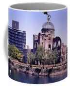 The Dome In Hiroshima Coffee Mug