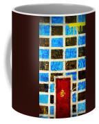 The Door And The Wall Coffee Mug