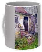 The Door Is Always Open Coffee Mug