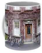 The Dorms At Trinity College Dublin Ireland Coffee Mug