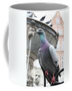 The Dove 2 Coffee Mug