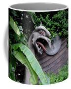The Dragon In The Garden Coffee Mug
