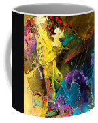 The Dragon Nursery Under The Apple Tree Coffee Mug