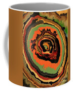 The Dragons Eye Coffee Mug