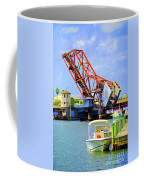 The Drawbridge Coffee Mug