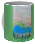 The Dreamy Pond Coffee Mug