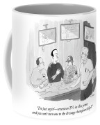 The Dressage Fan Coffee Mug