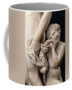 The Drunkenness Of Bacchus Coffee Mug by Michelangelo