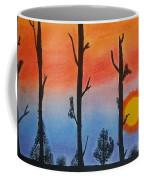 The Dryest Sunset Coffee Mug