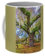 The Dueling Oak 2 Coffee Mug