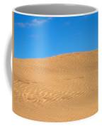 The Dunes Of Maspalomas Coffee Mug