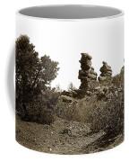The Dutchmangarden Of The Gods, Colorado Coffee Mug