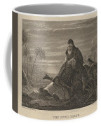 The Dying Greek Coffee Mug
