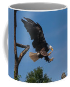 The Eagle Is Landing Coffee Mug