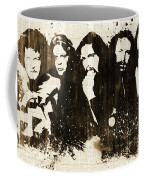 The Eagles Rustic Coffee Mug