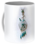The Earth And Sky And Sea Coffee Mug