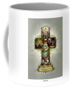 The Easter Cross Coffee Mug by War Is Hell Store
