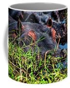 The Eating Machine Called A Hippo Coffee Mug