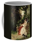 The Eavesdropper Coffee Mug